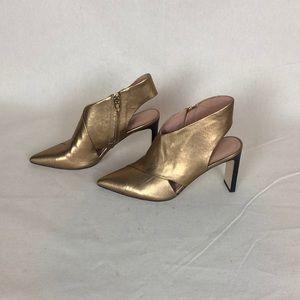 Gold Sigerson Morrison Heels